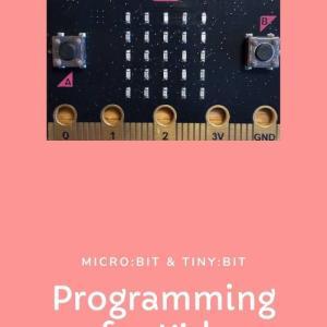 【マイクロビット】楽しく学ぶ子どものプログラミングについて