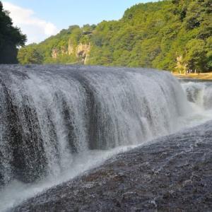 吹割の滝 ~片品渓谷に流れる東洋のナイアガラ~