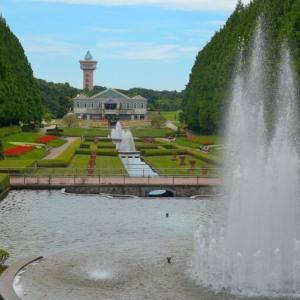 県立相模原公園 ~県内最大のフランス式庭園がある広大な公園~