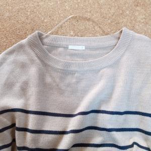 GUで買った服の疑問・・・?