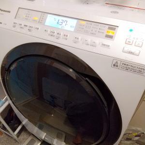 ドラム式洗濯機でティッシュを洗濯した結果