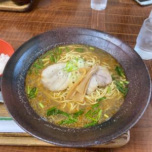 愛知県豊田市 はっかい 胡麻ラーメン 人生一番の味