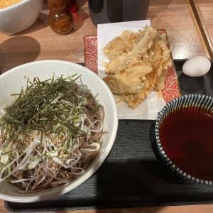 銀座ランチ そば 俺のだし GINZA5  (【旧店名】俺のそば)  美味い!