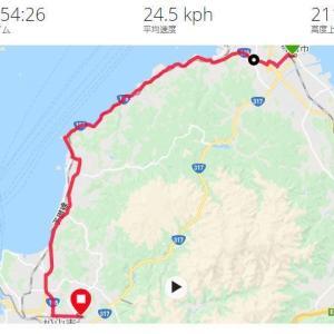 神戸からロングライドの記録その6 最終5、6日目今治から道後温泉と道後温泉から別府まで