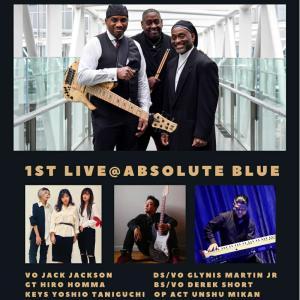 Black Elegance 無観客配信ライブ@Absolute Blue池袋に参加します。