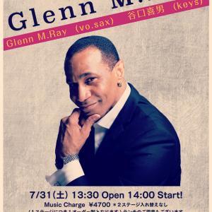Glenn M.Ray Live@F.GICCO 成城学園(延期振替分)