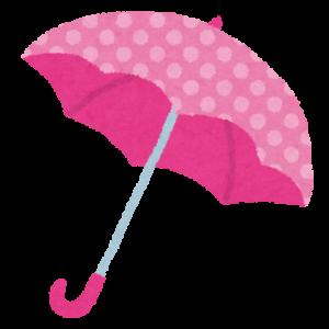 子供にオススメの日傘