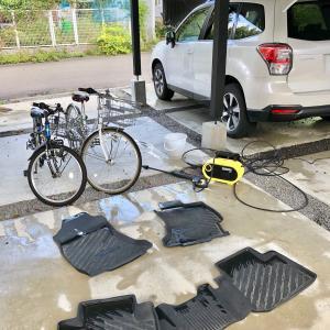 【KARCHER(ケルヒャー) 高圧洗浄機K2】洗車が好きで…