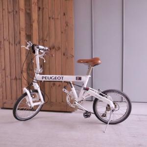 【PEUGEOTの自転車】20年も乗り続けているとは…!
