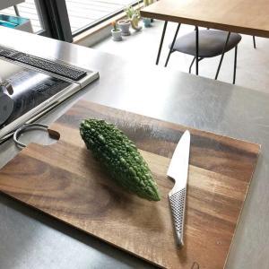【ゴーヤ】我が家の調理法はこれ一択…