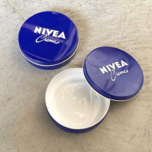 【ニベアの青缶】スキンケアはこれだけ、そしてノンファンデ。40代のミニマリストなスキンケアw