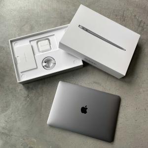 【MacBook Air】M1チップ搭載で評判が良い…10年位ぶりの買い換え