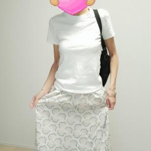 買うのが遅くて後悔…UNIQLOクルーネックTシャツ♡