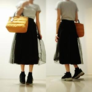 H&M♡予備に買い足したいチュールスカート♡