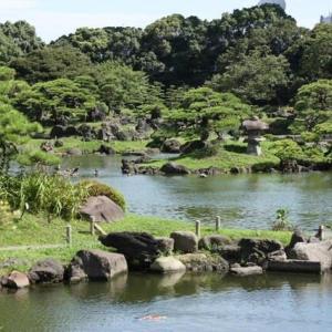 旧芝離宮恩賜庭園(きゅうしばりきゅうおんしていえん・東京都)