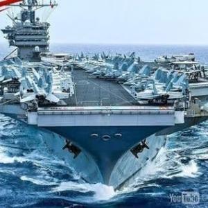 【米中決戦 9 】 ついに米第7艦隊出撃