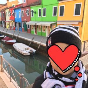 ベネツィア旅行④ブラーノ島