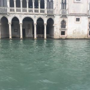 ベネツィア旅行⑤アクアアルタ