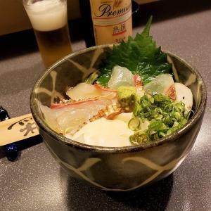 松山城へのロープウェイに乗り込む前に食べるべき、炙り鯛丼【愛媛旅行記⑤】