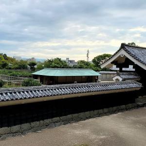 かつて松山城藩主が住んでいた、今では恋人の聖地となっている二之丸史跡庭園【愛媛旅行記⑬】