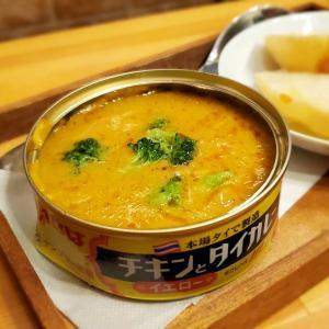 名瀬の夜に食べたタイカレーの缶詰が意外と美味しかった!【奄美大島旅行記㉚】