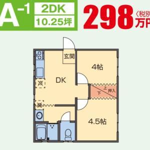 【画像】298万円の新築一軒家見つけた