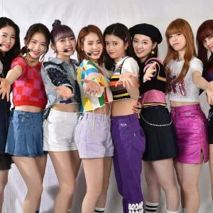 人気爆発中アイドル「NiziU」が曲披露で16.0%の高視聴率!同時間の日本シリーズを上回り社会現象へ
