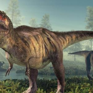【朗報】ティラノサウルス、最新の研究で姿が更新されメッチャかっこよくなる