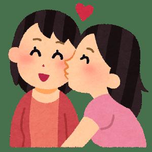【悲報】同性愛売りしてたアイドル、配信中にキスするも片方が露骨に引いてしまい関係性がこじれる・・・