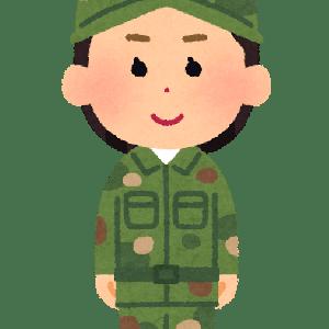 【画像】ミャンマーの女軍隊さん、国を守れなそうwww