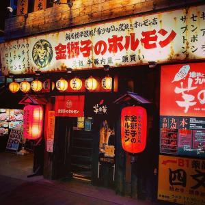 金獅子のホルモン 北2条店(大通り周辺/ホルモン/内蔵一頭買い/コスパ最高)