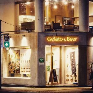 CAFE NOYMOND(すすきの周辺/ビールorカフェ/しめパフェ/ハンバーガー/パンケーキ)
