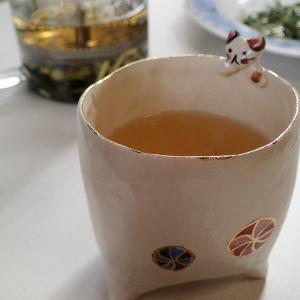 ジュズダマの茎と葉っぱを野草茶にして飲んでみた!