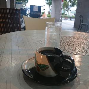 喫茶店に。。。