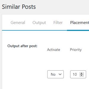 Similar Posts (WordPress プラグイン) で任意の場所に関連記事を表示する