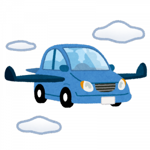 2023年、大阪府「空飛ぶ車実用化」へ!