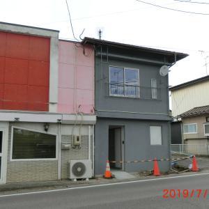 賃貸アパート 須賀川市愛宕山 1K、1DK 内装全面リフォーム メゾネットタイプ