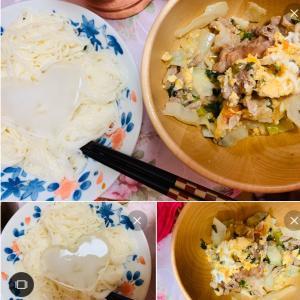 そうめんに合う美味しい愛華姫流野菜炒めの作り方 in  裏技付き