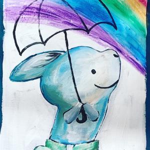 虹を見ると笑顔になるのはなんでかな