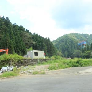 【池田町】 足羽川ダム建設地に沈む村、「千代谷」