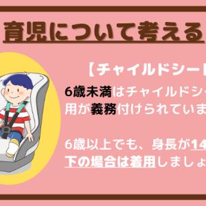 【悲報】チャイルドシート未使用は親のエゴ【着用は義務】