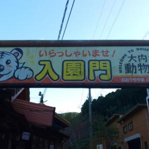 【山岳の秘境】三重県、大内山動物園にいこう!
