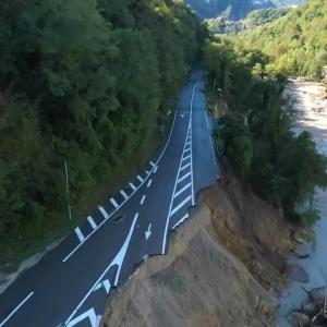 南仏の自然災害