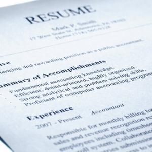 履歴書・職務経歴書のポイント