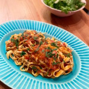 おうちイタリア料理レシピ⭐︎基本のトマトソース