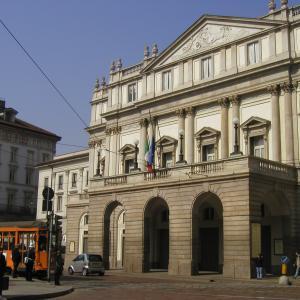 イタリア街並み散策⭐︎ミラノからの最終電車