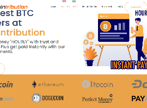 怪しい仮想通貨投資 投資先解説(Bitcointribution)