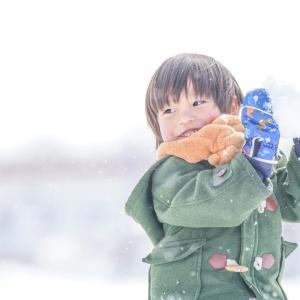 【札幌子育て】雪遊び