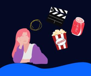 映画を観ていると『キュルキュル、ゴロゴロ』喉が鳴るのは私だけ!?その原因と対処法