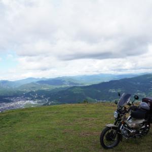 神南山林道チャレンジ